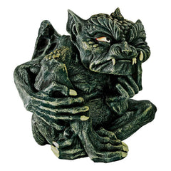 Skpikey Fanged Gothic Troll Office Statue: Tempest Troll