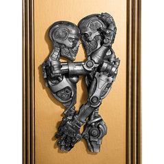 STEAMPUNK SWEETHEARTS PLAQUE