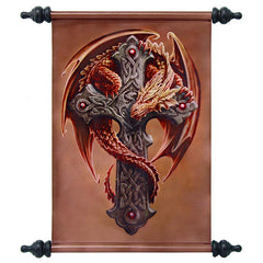 Dragon Guardian Wall Scroll