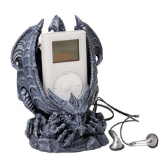 Gothic Dragon Hold Safe Sculptural Mp3 Player/cellphone Holder Sentry Safe - ...