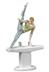 Pommel Horse-Flare - Yoga, Performance Art. Sculpture