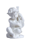 Infant-Playing Lute(White) - Infant