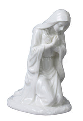 Nativity-Virgin Mary(White) - Nativity
