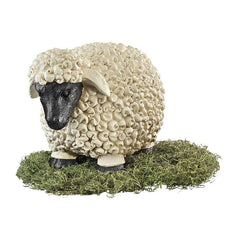 "11"" Counting Sheep Garden Statues"