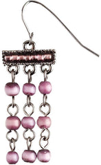 Wire Drop Lady Victorian Earrings