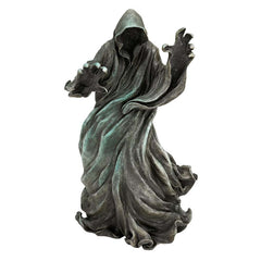 "13"" Dark Scary Creeper Desktop Exotic Statue Sculpture"