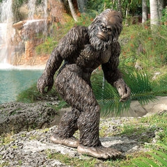The Big Foot Yeti Home Garden Statue Sculpture Figurine