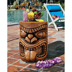 LONO GRAND TIKI GOD TABLE