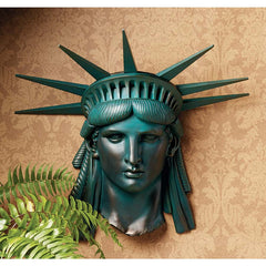 STATUE OF LIBERTY FRIEZE        NR