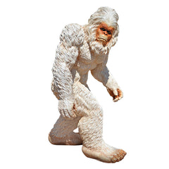 LARGE ABOMINABLE SNOWMAN YETI STATUE