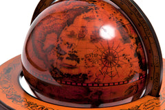 XoticBrands Decor Globe 8 3/4 inches