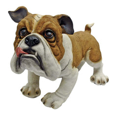 British Bulldog Statue Sculpture