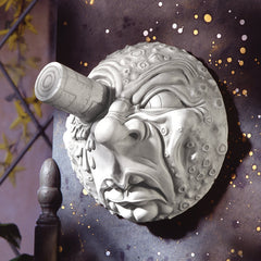 Georges Melies A Trip To The Moon Collectible Wall Statue Decor