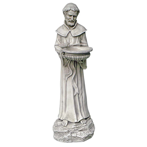 Saint Francis Childhood Garden Sculpture