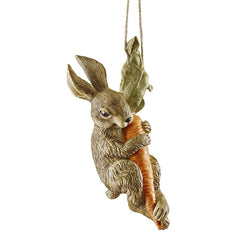Bunny Rabbit Statue Sculpture Figurine