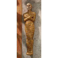 CURSE THE MUMMY PLAQUE