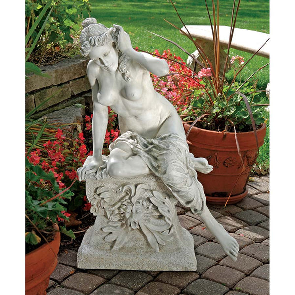 Nude Erotic Greek Goddess Demeter Home Museum Garden Statue
