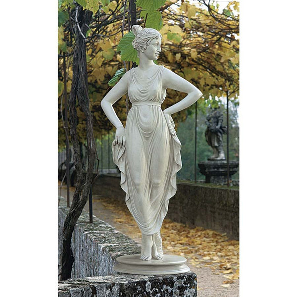 "24.5"" Female Dancer Sculpture Statue Figurine"