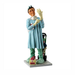 The Surgeon 50% (Fg03258Aa) Forchino Sculpture