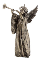 Singing Angel With Trumpet(Bronze) - Home Accent.