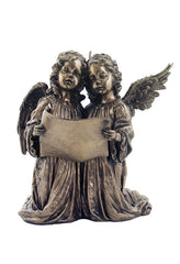 Singing Angels(Bronze) - Home Accent.