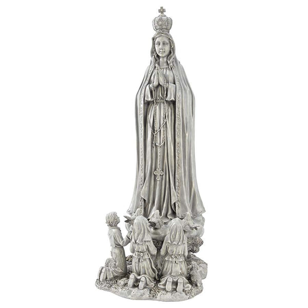 LARGE OUR LADY OF FATIMA STATUE
