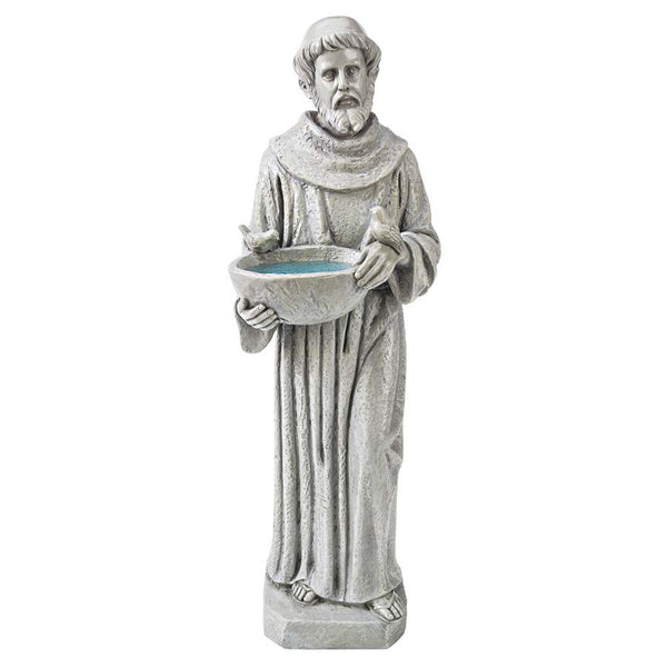 "20""H Tall Garden Sanctuary St. Francis Statue: Medium"