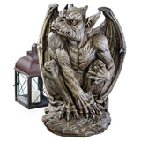 LARGE SILAS THE GARGOYLE SENTRY STATUE