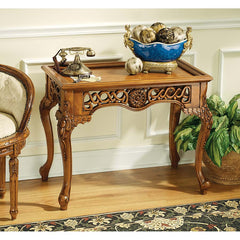 MALLORY COURT FILIGREE CONSOLE TABLE