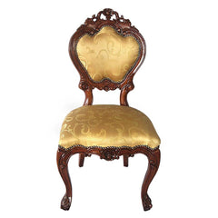 LADY AMBROSE SHIELD BACK CHAIR