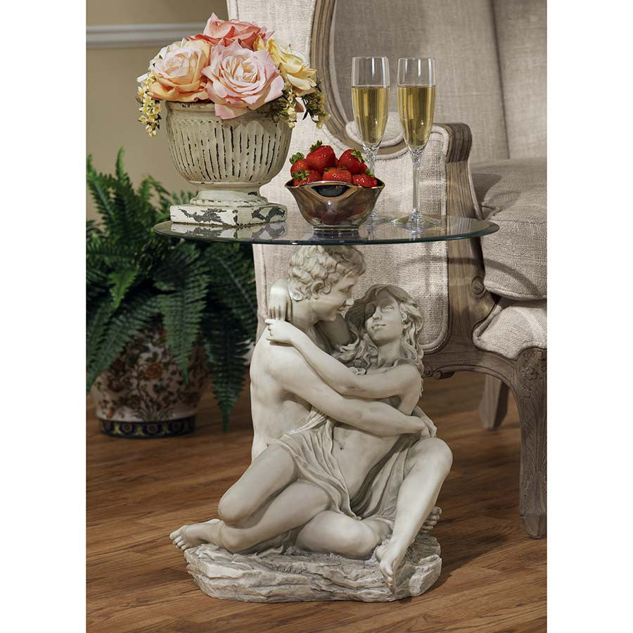 In The Arms Of Romance Table