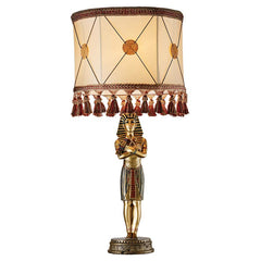 EGYPTIAN PHAROAH LAMP