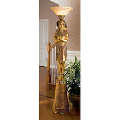 KING TUT FLOOR LAMP