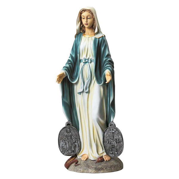 MARY DEVOTIONAL SCULPTURE