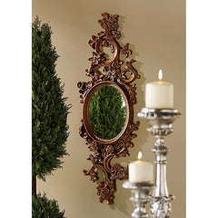 Decorative Delphine Accent Wall Mirror