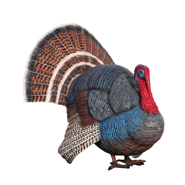 WILD TOM TURKEY STATUE                      OS3-