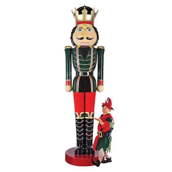 12FT NUTCRACKER STATUE