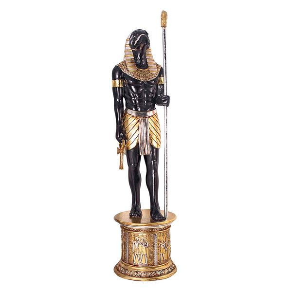 EGYPTIAN GRAND RULER HORUS W/ MOUNT