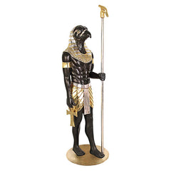 EGYPTIAN GRAND RULER HORUS W/O MOUNT