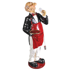 SIR SOMMELIER GRAND SCALE STATUE