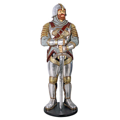 MEDIEVAL KNIGHT OF THE ROUND TABLE