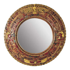 TEMPLE OF LUXOR EGYPTIAN MIRROR             OS3-