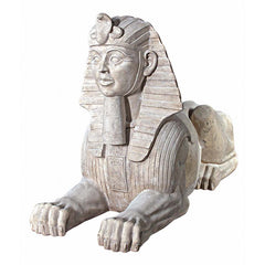 GRANDE STONE EGYPTIAN SPHINX