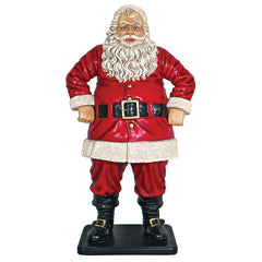 LARGE JOLLY SANTA CLAUS                     OS3-