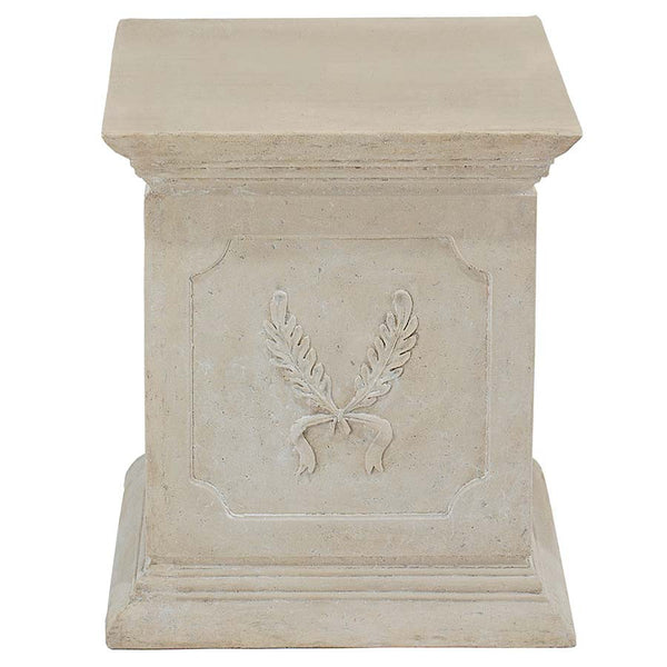 LAUREL LEAF PLINTH