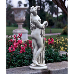 "24"" Museum Quality Nude Greek Goddess Venus Home Gallery Statue Sculpture"
