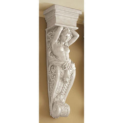 CARYATID (FEMALE) WALL BRACKET