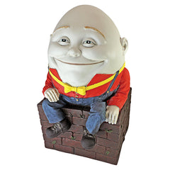 Humpty Dumpty English Statue