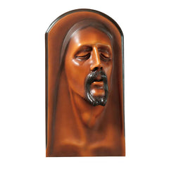 "14""Classic Italian Collectible Christian Jesus Christ Wall Sculpture Statue D..."