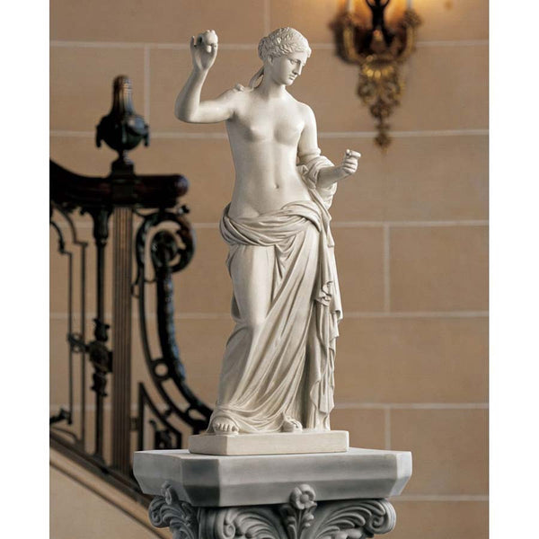 "23.5"" Goddess of Beauty Nude Venus Statue Figurine Sculpture [Kitchen]"